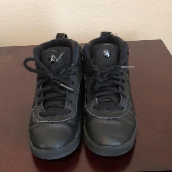 separation shoes c04d3 5bf8f Black Jordans for Boys